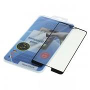 Kaljeno zaščitno steklo za Huawei P20, Full Cover 3D, črno