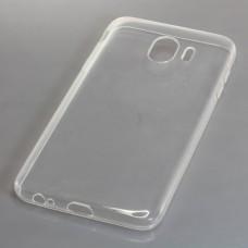 Silikonski ovitek za Samsung Galaxy J4 (2018), prozoren