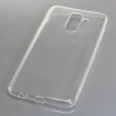 Silikonski ovitek za Samsung Galaxy J8 (2018), prozoren