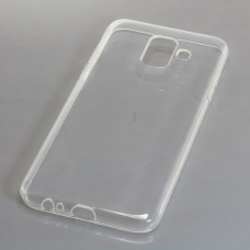 Silikonski ovitek za Samsung Galaxy A6 (2018), prozoren