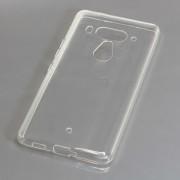 Silikonski ovitek za HTC U12 Plus, prozoren