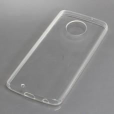 Silikonski ovitek za Motorola Moto G6, prozoren