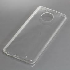 Silikonski ovitek za Motorola Moto G6 Plus, prozoren
