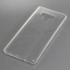 Silikonski ovitek za Samsung Galaxy Note 9, prozoren
