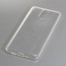 Silikonski ovitek za Nokia 3.1, prozoren