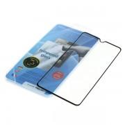 Kaljeno zaščitno steklo za Huawei Mate 20, Full Cover 3D, črno