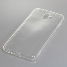Silikonski ovitek za Samsung Galaxy J6 Plus, prozoren