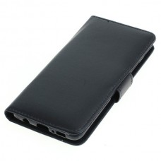 OTB preklopna torbica za Samsung Galaxy S10 iz umetnega usnja, črna