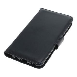 OTB preklopna torbica za Huawei P Smart (2019) iz umetnega usnja, črna