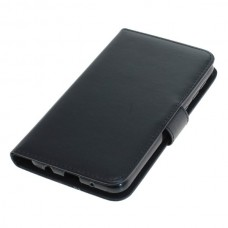 OTB preklopna torbica za Samsung Galaxy A10 iz umetnega usnja, črna