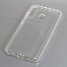Silikonski ovitek za Samsung Galaxy A60, prozoren