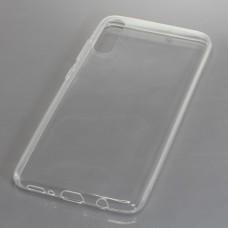 Silikonski ovitek za Samsung Galaxy A70, prozoren