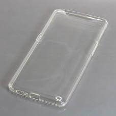 Silikonski ovitek za Samsung Galaxy A90, prozoren
