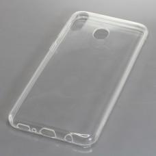 Silikonski ovitek za Samsung Galaxy M20, prozoren