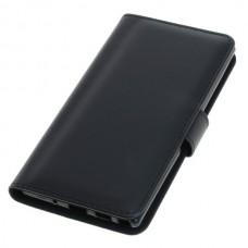 OTB preklopna torbica za Samsung Galaxy Note 10 Plus iz umetnega usnja, črna