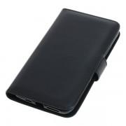 OTB preklopna torbica za Apple iPhone 11 Pro Max iz umetnega usnja, črna