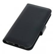 OTB preklopna torbica za Apple iPhone 11 iz umetnega usnja, črna