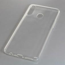 Silikonski ovitek za Samsung Galaxy A20s, prozoren