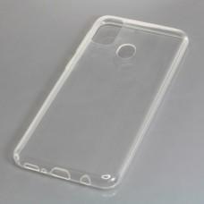 Silikonski ovitek za Samsung Galaxy M30s, prozoren