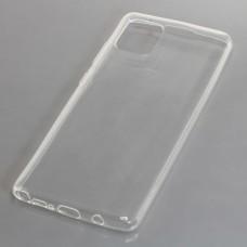 Silikonski ovitek za Samsung Galaxy Note 10 Lite, prozoren