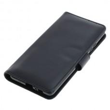 OTB preklopna torbica za Samsung Galaxy S10 Lite iz umetnega usnja, črna