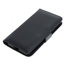 OTB preklopna torbica za Sony Xperia 10 II iz umetnega usnja, črna