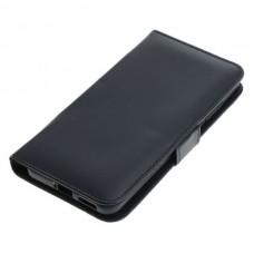 OTB preklopna torbica za Huawei P40 Pro iz umetnega usnja, črna
