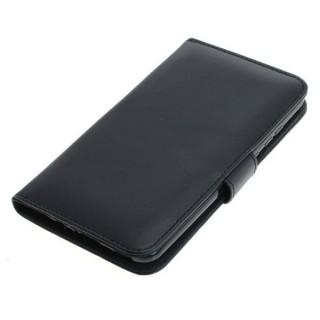 OTB preklopna torbica za Huawei P Smart Pro iz umetnega usnja, črna