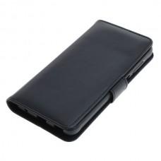OTB preklopna torbica za Samsung Galaxy XCover Pro iz umetnega usnja, črna