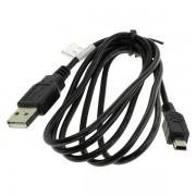 Podatkovni kabel iz USB-A na MiniUSB, 1.0 m