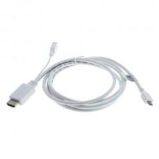 Kabel MHL iz MicroUSB (5 pin) na HDMI