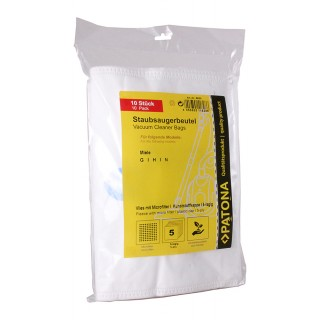 Vrečke za sesalnik Miele G / H / N, 10 kos