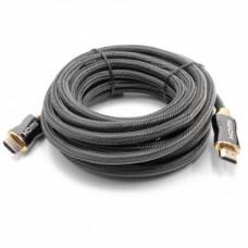 Kabel HDMI 2.0, oklopljen, 5.0m