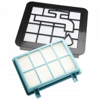Set filtrov za Philips PowerPro Compact FC9331 / FC9332 / FC9333