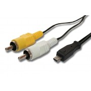 Audio-video kabel AV-8 za fotoaparate Kodak