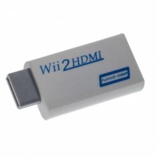 Adapter iz Nintendo Wii na HDMI z 3,5 mm audio priključkom