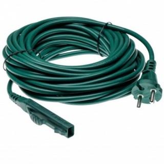 Omrežni električni kabel za Vorwerk Kobold VK140 / VK150, 10m