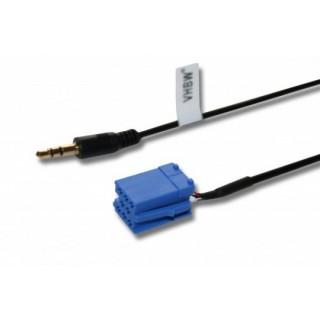 Adapter iz AUX na USB Audi / Seat / Škoda / VW, brez napajanja