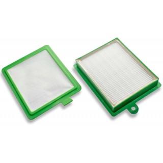 Set HEPA filtrov za Electrolux / AEG / Philips EF17