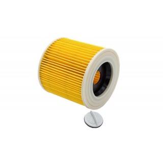 Okrogli filter za čistilnike in sesalnike Kärcher MV2 / MV3