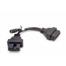 Adapter iz Hyundai / Mitsubishi 12-pin na OBD2