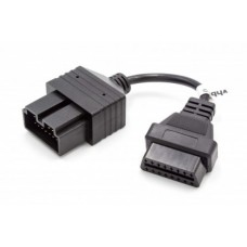 Adapter iz KIA 20-pin na OBD2