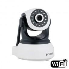 Brezžična IP kamera SP017 HD, vrtljiva
