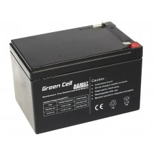 Green Cell AGM baterija 12V 12Ah