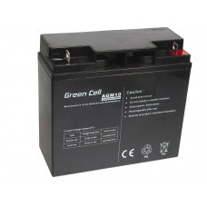 Green Cell AGM baterija 12V 20Ah
