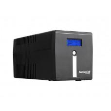 Green Cell UPS brezprekinitveno napajanje Microsine 1000VA