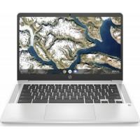 Prenosnik HP Chromebook 14a-na0240ng Mineral Silver / Intel® Pentium® / RAM 8 GB / 14,0″ FHD