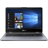 Prenosnik ASUS VivoBook Flip 14 TP410UA-EC405T Star Grey / i5 / RAM 8 GB / SSD Disk / 14,0″ FHD