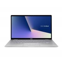 Prenosnik ASUS ZenBook Flip 14 UM462DA-AI023T Light Grey / AMD Ryzen™ 7 / RAM 8 GB / SSD Disk / 14,0″ FHD